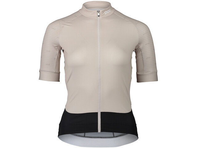 POC Essential Road SS Jersey Women, beżowy
